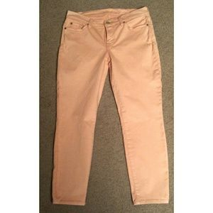 7 For All Mankind Orange Jeans Size 31